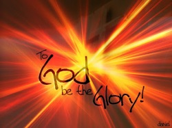 To God be the glory 1024x768