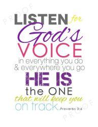 listenGodsvoice
