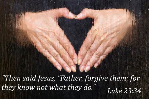 jesussaidforgive