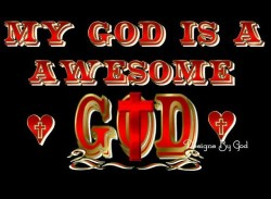our-god-is-an-awesome-god-500x366