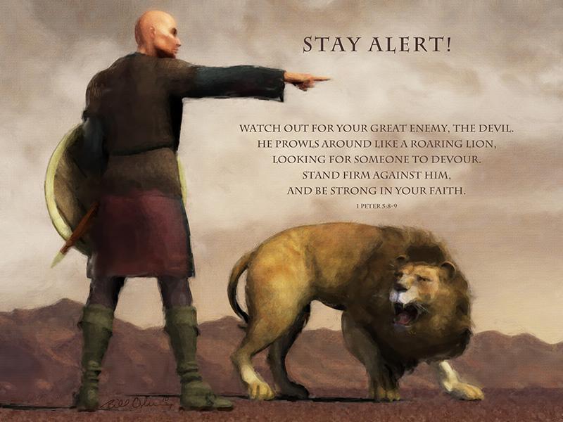stay-alert