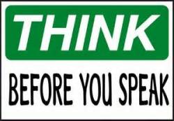 thinkbeforespeak