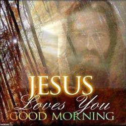jesus-good-morning